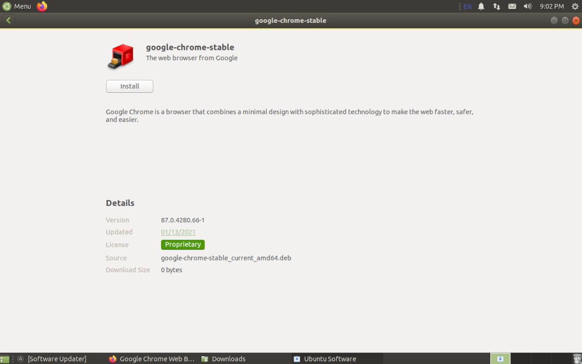 how to install chrome ubuntu 4 How to install Chrome Ubuntu