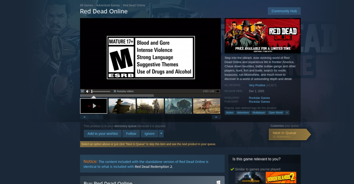how to play red dead online on linux 2 How to play Red Dead Online on Linux
