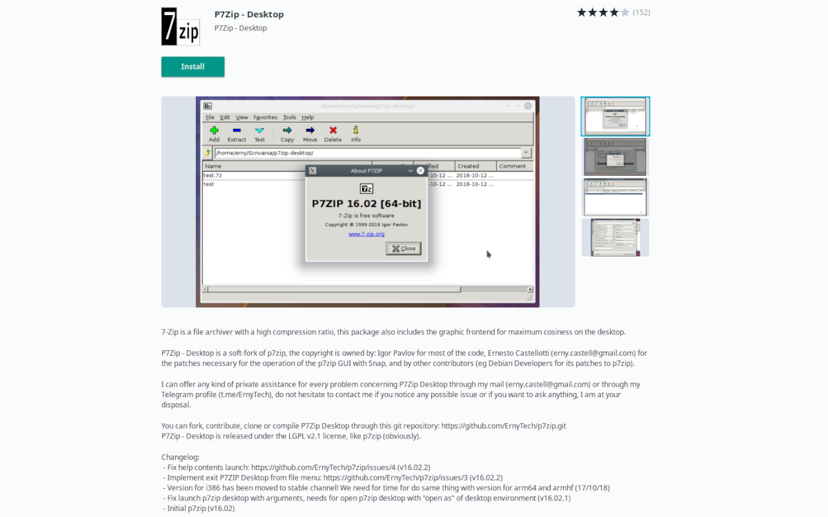 7zip linux installation guide 2 7zip: Linux installation [Guide]