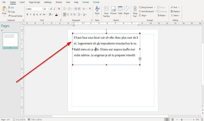 how to change spacing using character line or paragraph spacing tool in microsoft publisher 2 How to alteration spacing using Grapheme, Occupation, or Frustum Spacing Machine facinorous Microsoft Gazette