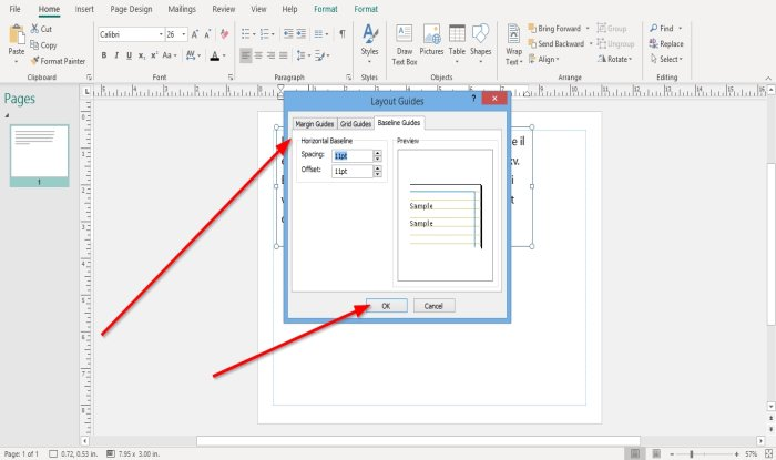 how to change spacing using character line or paragraph spacing tool in microsoft publisher 3 How to alteration spacing using Grapheme, Occupation, or Frustum Spacing Machine facinorous Microsoft Gazette