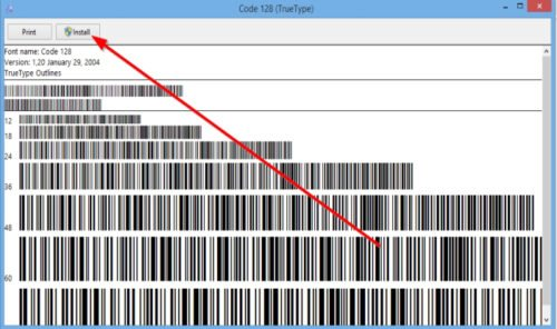 how to create a barcode in microsoft word How to inspire A Barcode withinside Microsoft Tidings
