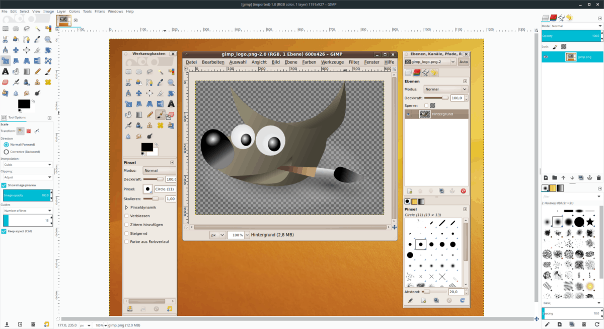 how to install gimp in ubuntu guide 5 How to install Gimp in Ubuntu [Guide]