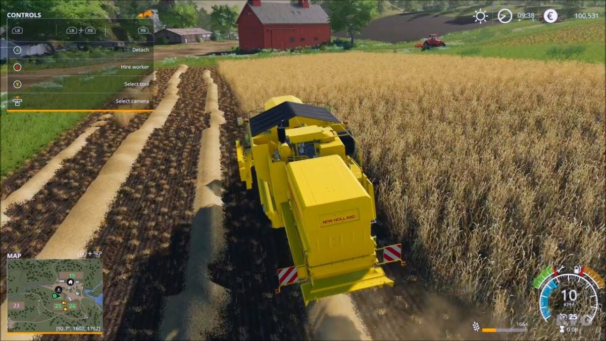 how to play farming simulator 19 on How to play Farming Simulator 19 on Linux