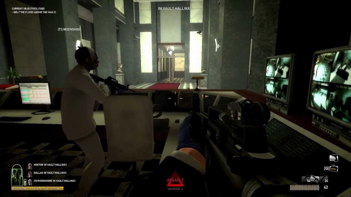 how to play payday 2 on linux 1 How to play Payday 2 on Linux