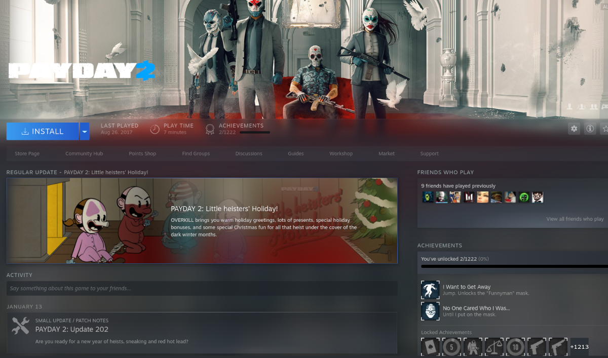 how to play payday 2 on linux 4 How to play Payday 2 on Linux