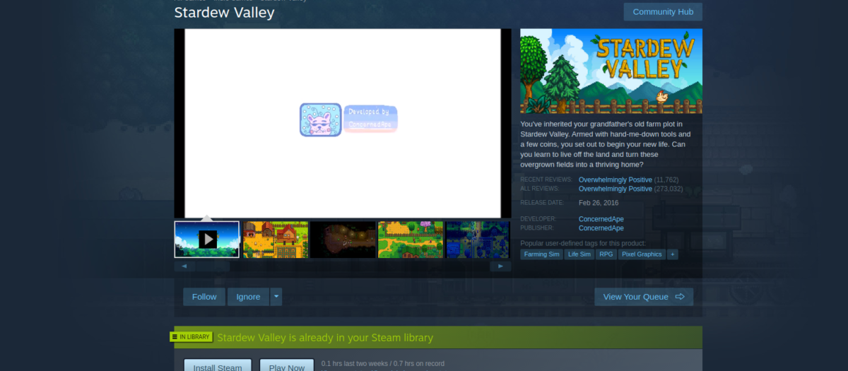 how to play stardew valley on linux 1 How to play Stardew Valley on Linux