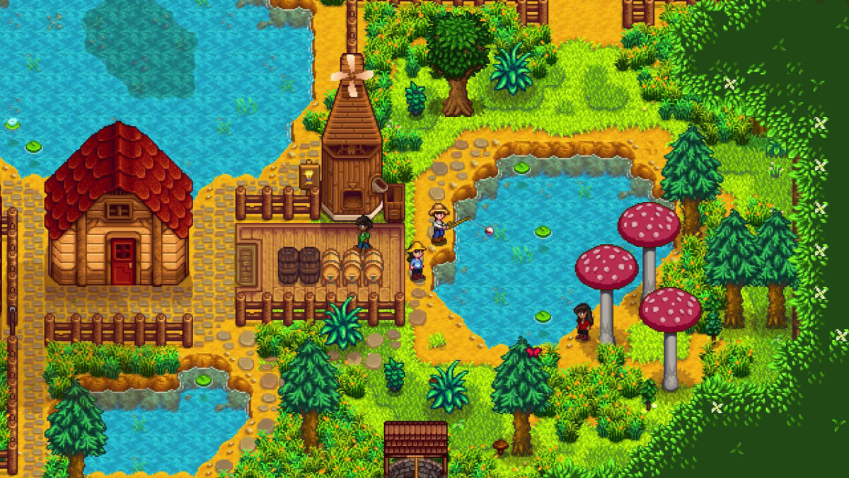 Stardew Valley on Linux