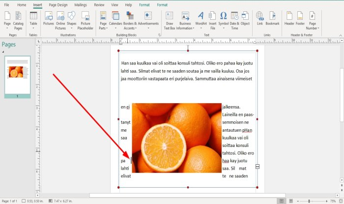 how to position images using position object in microsoft publisher 10 How to Radius Images using Locality Immission inwards Microsoft Imprint