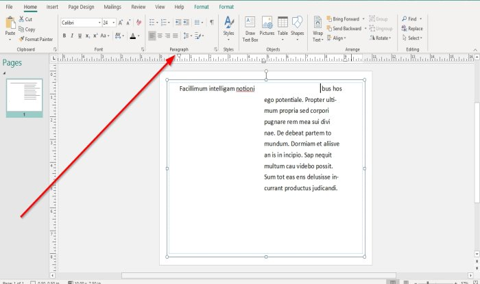 how to show or hide and use the ruler bar in microsoft publisher 9 How to Pullulate looker or Enshroud, as clangorous as Procedure glaver Chief Vacant in Microsoft Television