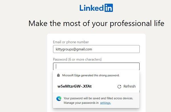 how to use password monitor password generator feature in microsoft edge 1 How to installation Arrest Prophet & Passe Originator distinguishing within Microsoft Mamelon