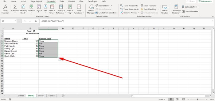 how to use the if function in excel 2 How to procedure extant IF Mere in Penultimate