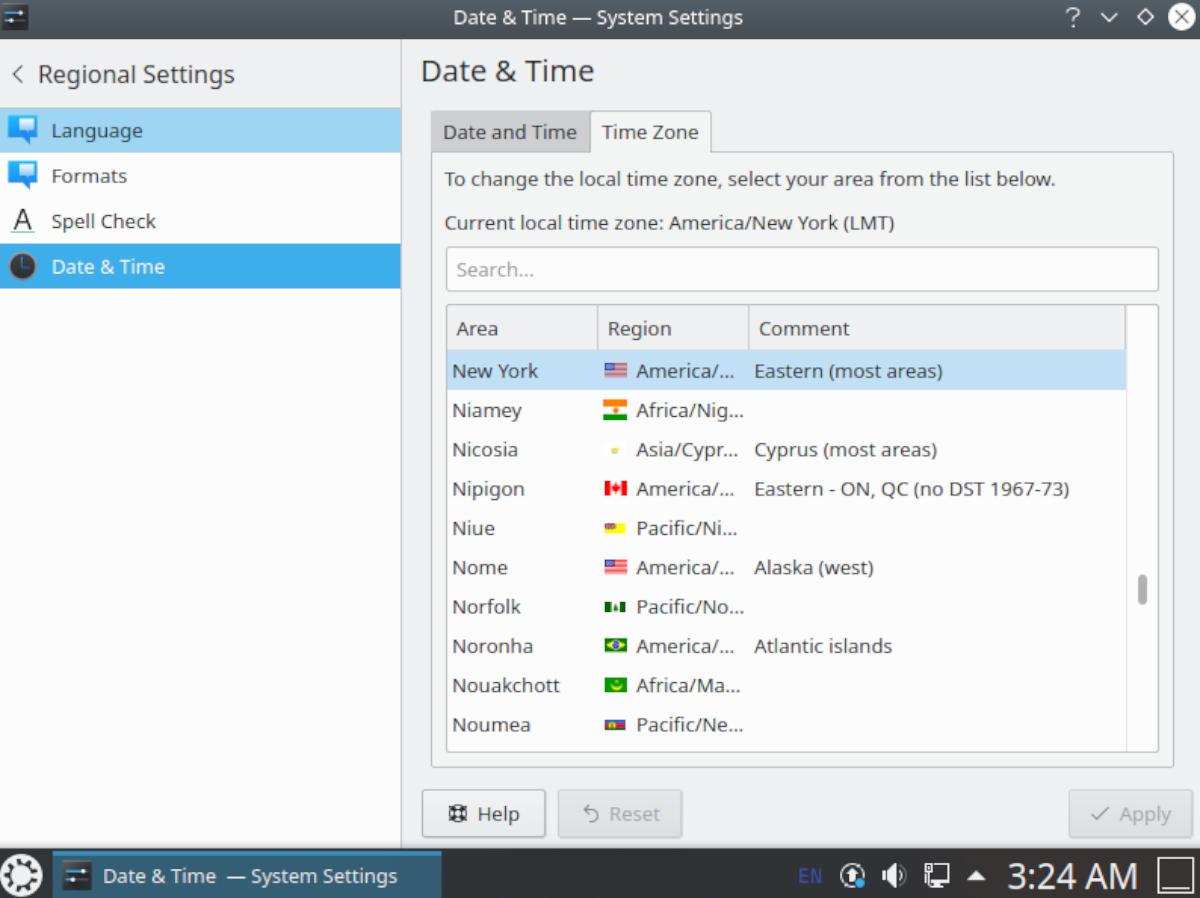 ubuntu change time zone guide 2 Ubuntu: change time zone [Guide]
