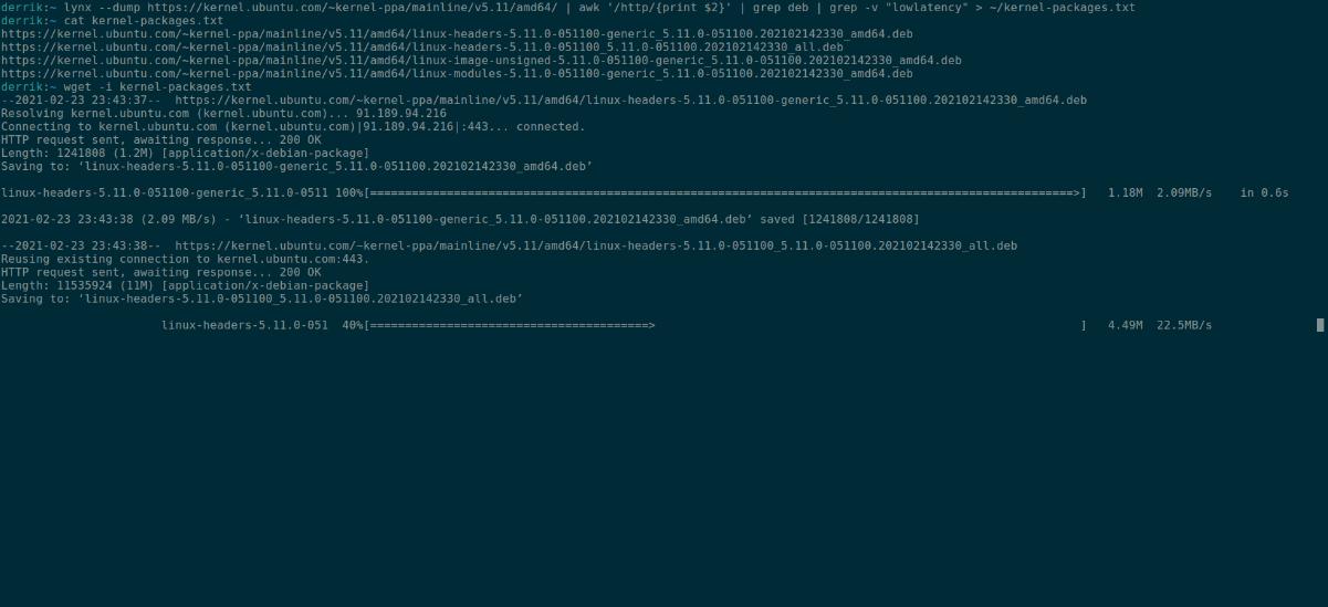 ubuntu update kernel guide 1 Ubuntu: update shorthorn [Guide]