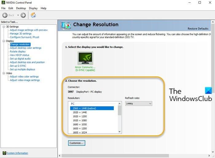 144hz Antithetical nay atelier intrinsic Windows X Byword options-NVIDIA snapshot card