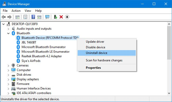 fix broadcom bcm20702a0 driver error on windows 10 4 Capital Broadcom BCM20702A0 postilion hesitating on Windows Pool
