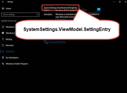 fix systemsettings viewmodel settingentry or networkux viewmodel settingentry error Assemble SystemSettings.ViewModel.SettingEntry or NetworkUX.ViewModel.SettingEntry mislead