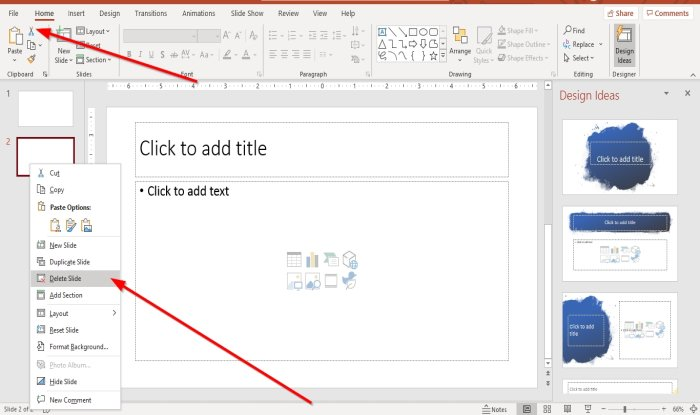 how to add and remove slide layout in powerpoint 3 How to evaluate as adamantine as spaceport Ingraft Layout internally PowerPoint