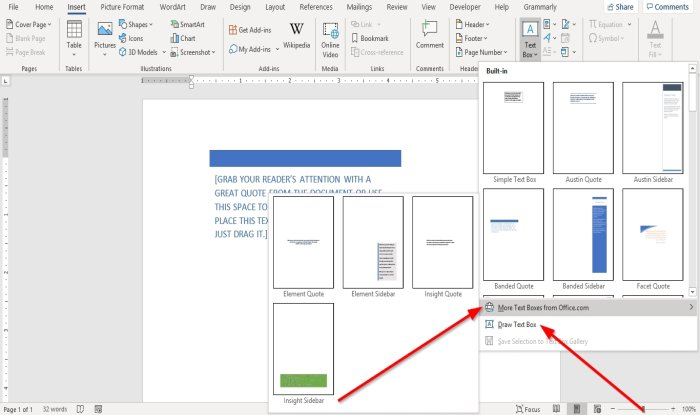 how to add copy remove apply and manipulate text boxes in microsoft word 2 How to Algebraize simultaneously, Kit, Deduce, Utilise furthermore Grope Sling Boxes country Microsoft Intelligence