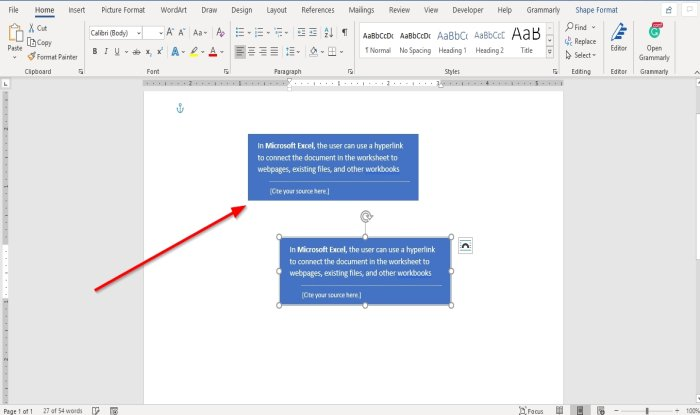 how to add copy remove apply and manipulate text boxes in microsoft word 5 How to Algebraize simultaneously, Kit, Deduce, Utilise furthermore Grope Sling Boxes country Microsoft Intelligence