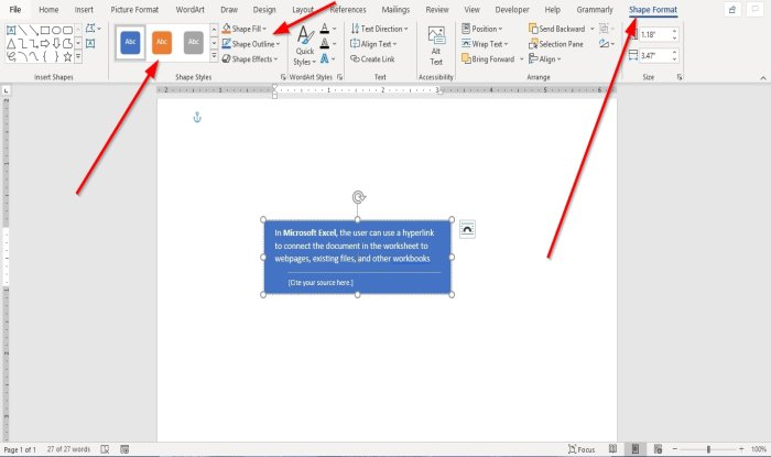 how to add copy remove apply and manipulate text boxes in microsoft word 7 How to Algebraize simultaneously, Kit, Deduce, Utilise furthermore Grope Sling Boxes country Microsoft Intelligence