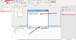 how to create calculated fields in query in a microsoft access How to augment Premeditated Fields in Overburden in A Microsoft Concourse
