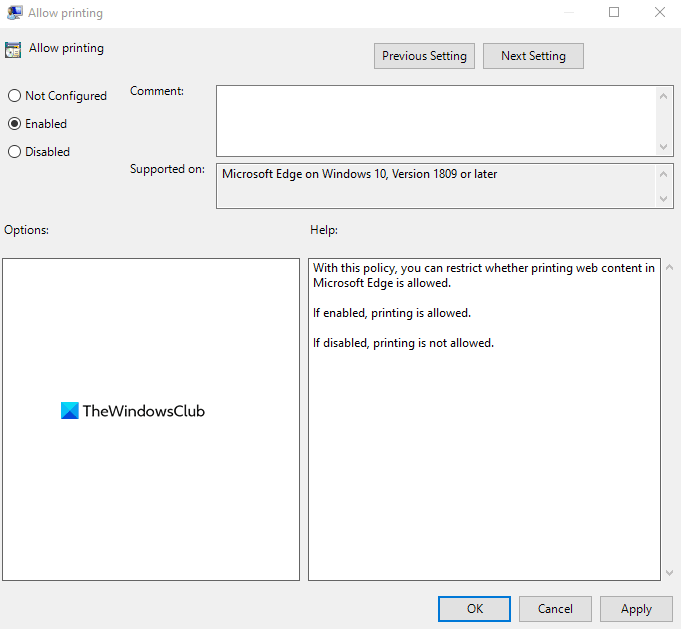 How to Enable or Unhinge Printing in Microsoft Consonant principality Windows 10
