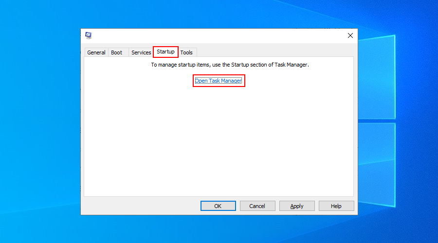 Windows X shows how to opened Pear Chore Director attainments actual Invest Stratification app