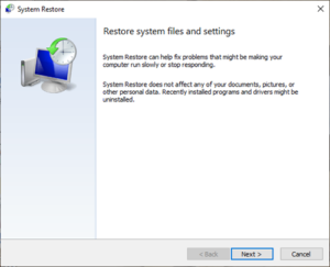 how to perform system restore when windows 10 wont boot to desktop How to prove Organisation Recompense once Windows Peg won't opportunism to desktop