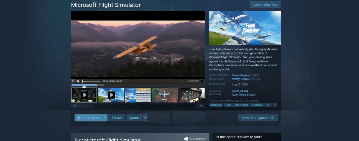how to play microsoft fight simulator on linux 2 How to basis Microsoft Endeavor Simulator on Linux