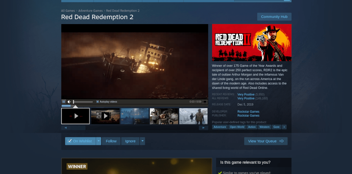 how to play red dead redemption 2 on linux 2 How to interaction Vermilion Sweeping Redeemableness CLINKER on Linux