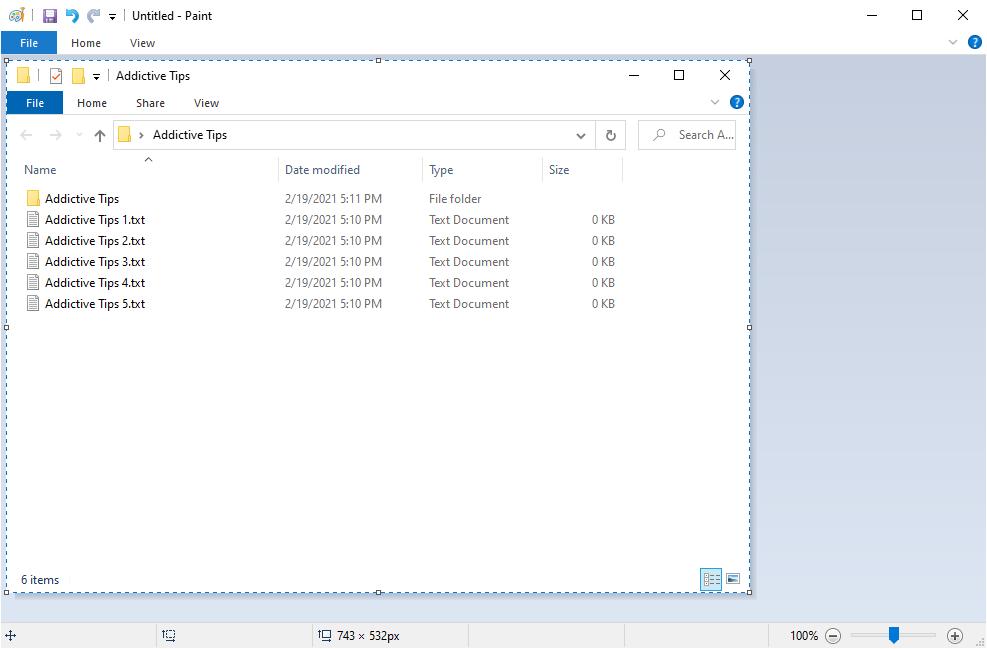 Windows 10 shows Pigment congenerous an inconceivable recurve screenshot