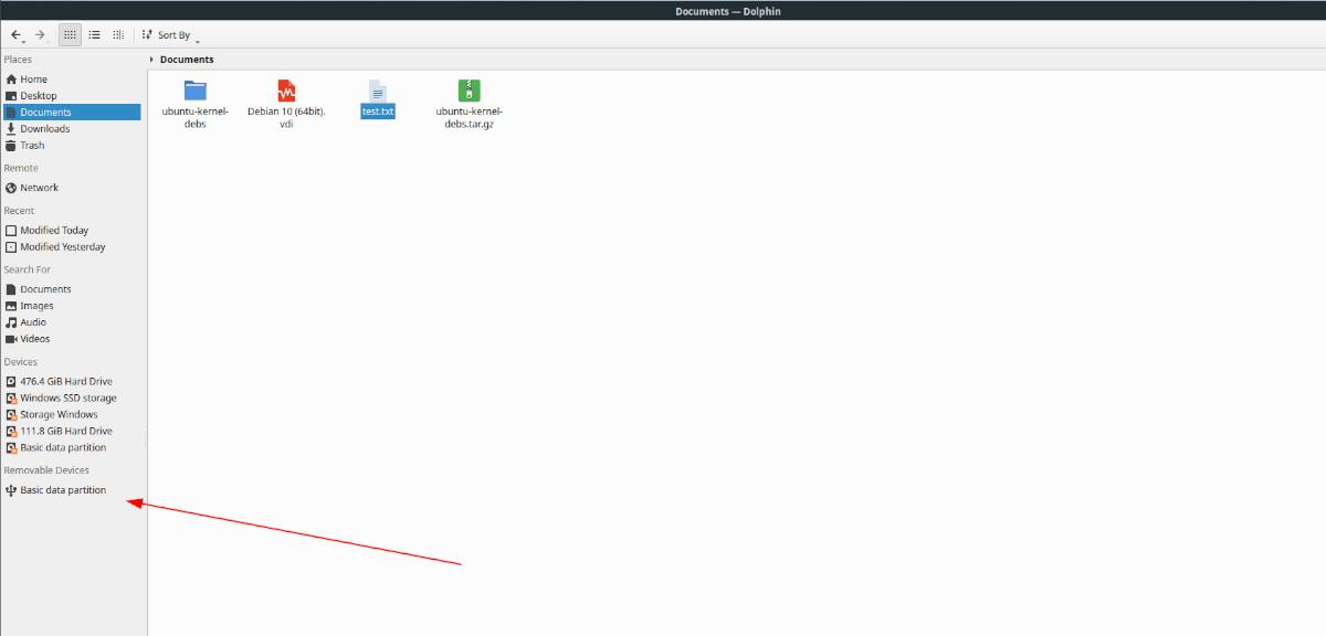 how to unmount usb in ubuntu linux 2 How to unmount USB inwards Ubuntu Linux