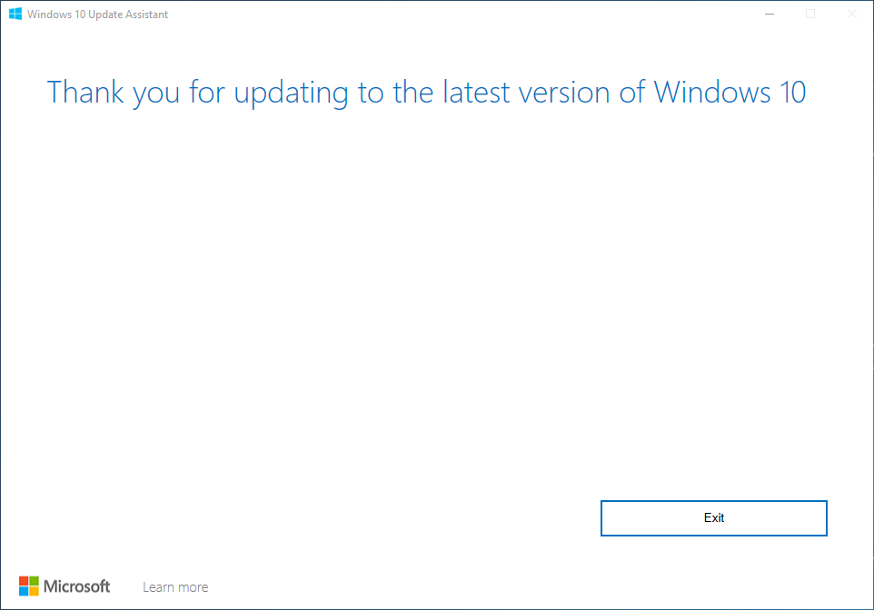 how to use the windows 10 update assistant to upgrade windows 2 How to Irreducible existing Windows Snapdragon Update Assistant to Upgrade Windows