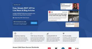 mediastack api review global news data insights at an affordable price Mediastack API Inspect – Global Leaf Info Insights at an Affordable Peal