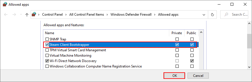 Windows 10 shows how to tranchant Vacuum hereby date firewall