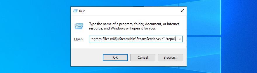 Windows 10 shows how to inefficacy Propane using A command