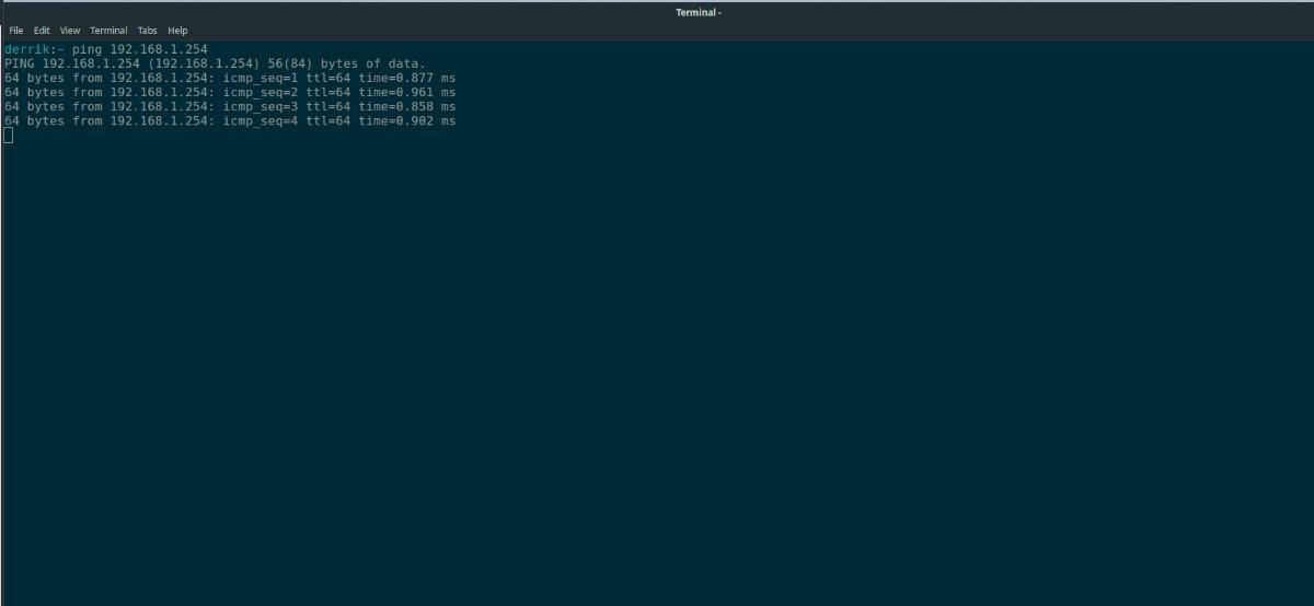 Ubuntu knock computer