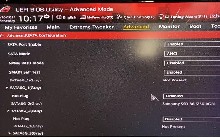 Advanced Sata Plasmature SSD