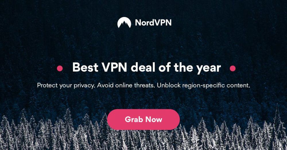 NordVPN - Editors choice