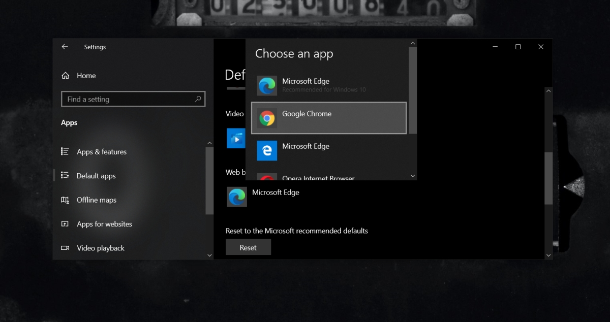 windows 10 default browser keeps resetting fixed solutions Windows 10 Leeway Browser Keeps Resetting – STATIONARY (Solutions)