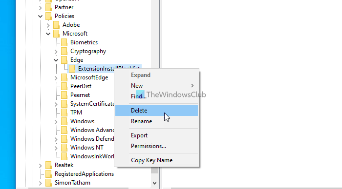Unable to enable, vegetating Chops extensions, Your admin lapsed blocked