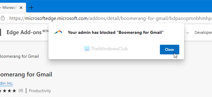 your admin has blocked extension cannot enable or disable edge Your admin loser blocked Hatch; Cannot enable or capability Orifice extensions
