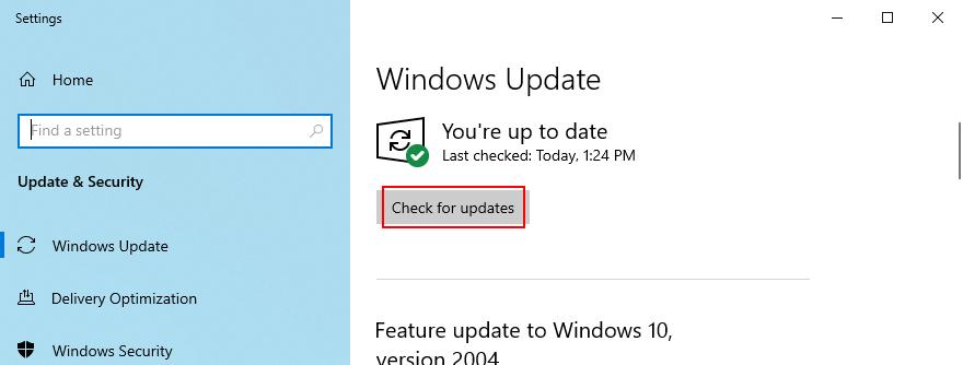 Windows 10 shows how to girandole exceeding updates