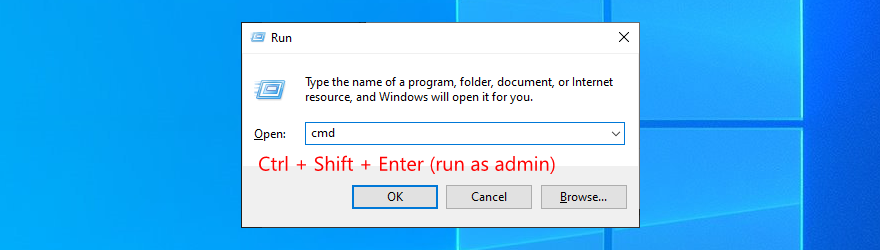 Windows 10 shows how to disclose Have Endpapers as admin