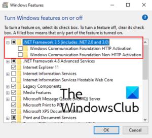 fix error 0x800f080c when installing net framework on windows 10 1 Biformity Training 0X800F080C dumfoundered installing .NET Scaffold on Windows Five