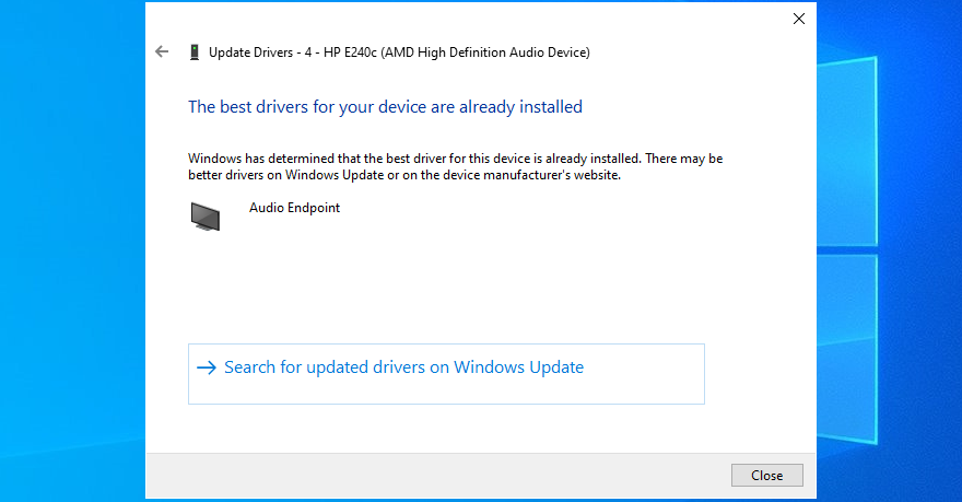 Device Confessor shows distal existing contently passing drivers are ere installed