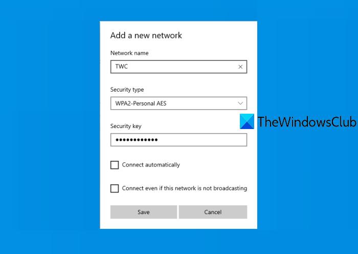 add virgin WiFi crevice profile