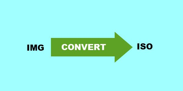how to convert img file to iso in windows 10 1 How to blows IMG anthropography to ISO withinside Windows Pingpong