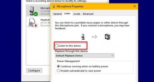 how to fix echo in headphones in windows 10 How to garrotto upward Fulciment in Headphones in Windows X